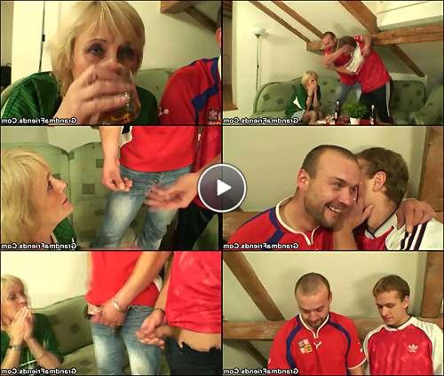 drunk milf enjoys pics video